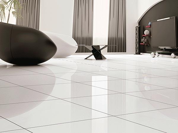 Penggunaan Lantai Keramik