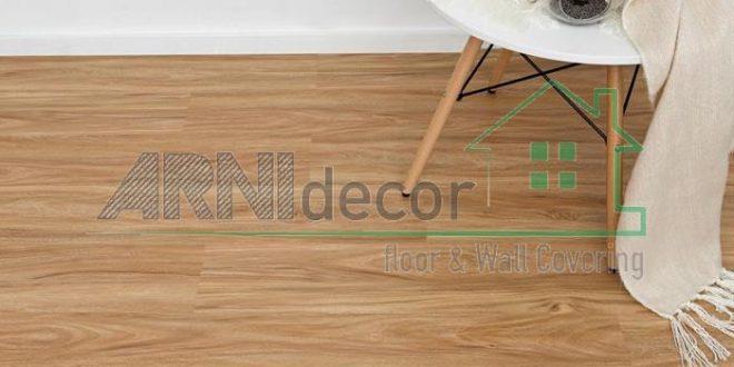 Karpet Plastik Tebal Motif Kayu